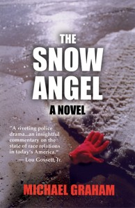Michael Graham, author of THE SNOW ANGEL