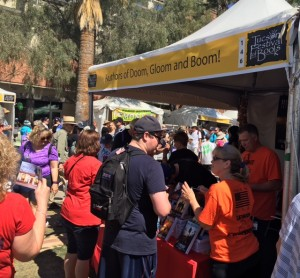 Tucson Festival of books 2017